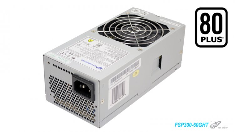 Fortron Source FSP300-60GHT TFX 300W 80 Plus Power Supply