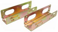 "3.5"" to 5.25"" Metal Hard Drive Mounting Bracket Kit"