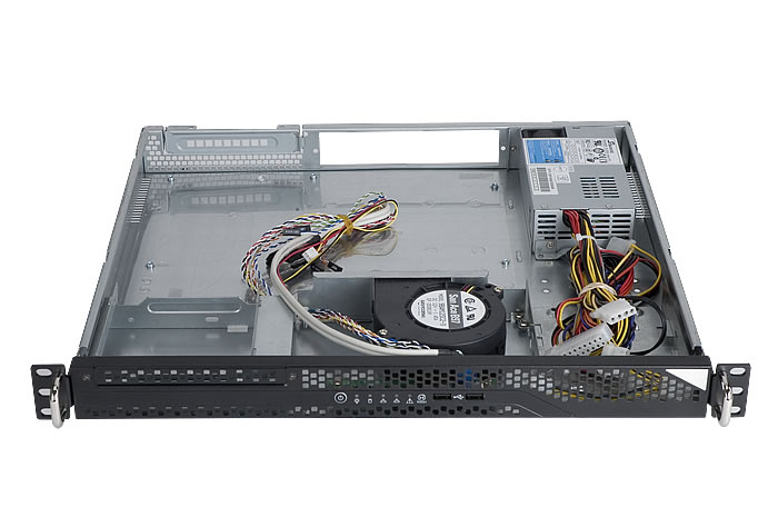 In-Win IW-RA100 1U Rackmount Case with 250W Power Supply