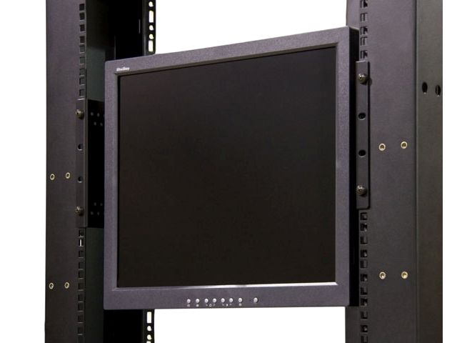 iStarUSA WA-LCD4UB 4U Height LCD Monitor Mounting Bracket