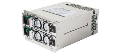 Kintron KT-P400FVSP 400W + 400W Mini Server Redundant Power Supply