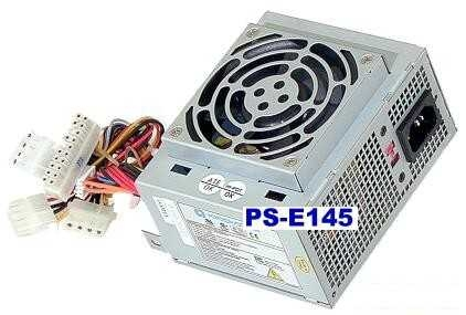 Micro ATX-180HP HP Pavilion 180w Power Supply with Video Connector