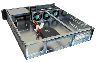 RM-2214E 2U 20.7 in Deep Rackmount Case for up to Extended ATX EATX MB