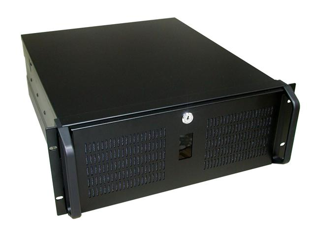 RM-4479 20.1 in Deep 4U eATX Rackmount Case, Support 6 5.25 Drive Bays
