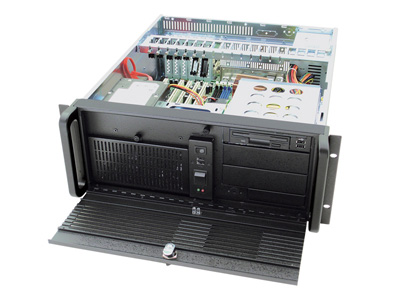 RMC-4S 4U Rackmount Case for Extended ATX