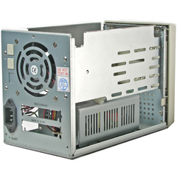 SCSI External Case 2 Bay with 80W Power Supply