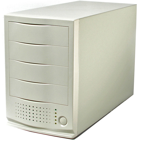 SCSI External Case 4 Bay with 300W Power Supply