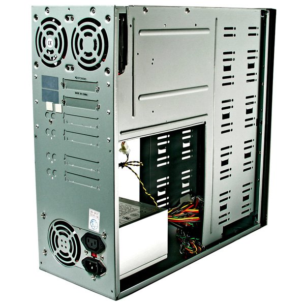 SCSI External Case 9 Bay with 300W Power Supply