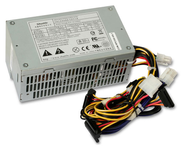 Shuttle XPC PC55 SilentX 450W Power Supply