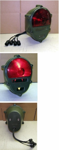 Rear Composite Tail Light, 11614157 / 12375837