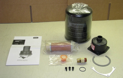 Air Dryer Filter & Small Parts Kit For M35A3 & M939 w/ ABS, Haldex <i>Pure Air Plus</i>, DQ6026