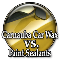 Paint Sealant vs. Carnauba Wax