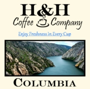 Columbia - Dark Roast -