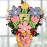 Get Well Garden Cookie Bouquet - SOLD OUT