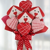 Dog-Gone Cute Cookie Bouquet - SOLD OUT