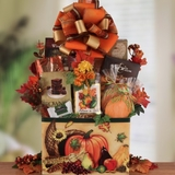 Autumn Harvest for Dog and Owner