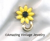 BLACK EYED SUSAN Pin