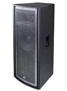"PEAVEY QW-4F 15"" PA Loudspeaker with Peavey Pro Rider Woofer"