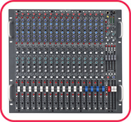 Crest Audio Mixers