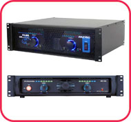 Pyle Pro DJ Power Amplifiers