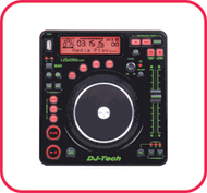 DJ-Tech CD Players