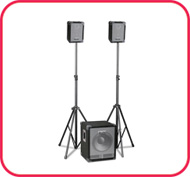 DJ-Tech Speakers