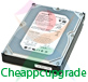 HEWLETT PACKARD 160GB 7200RPM ATA100 EIDE 3.5INCH INTERNAL HARD DRIVE P/N: DC189AR-ABA