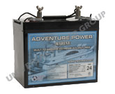 UB12750 (Group 24) battery (replacement)