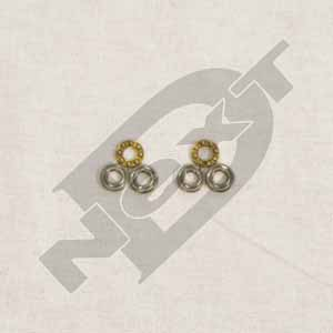 Curtis Youngblood Thrust Bearing 4x9x4mm