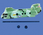 Fuselage Color Camo