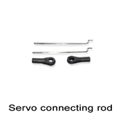 Servo connecting rod