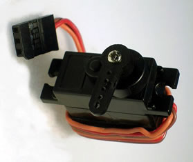 High Performance Micro Servo x 1