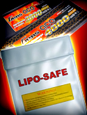 Lipo Safe-Charging Bags