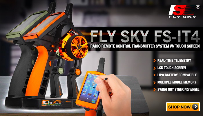 New Fly Sky FS-IT4
