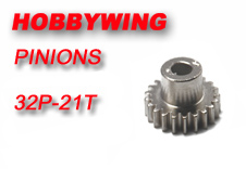 21T Steel Pinion Gear