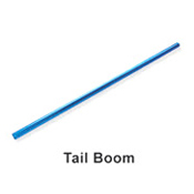 HM-036-Z-25 Walkera DragonFly #36 Tail Boom