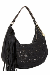 Big Buddha Vero Black Handbag