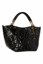 Big Buddha Farah Black Handbag