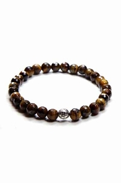 Charlene K Tiger Eye Gemstone Bracelet
