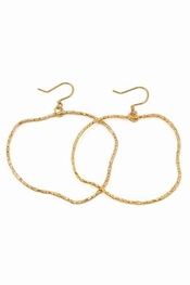 Charlene K Irregular Shape Earrings