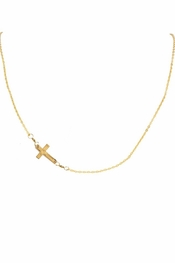 Charlene K Cross Necklace