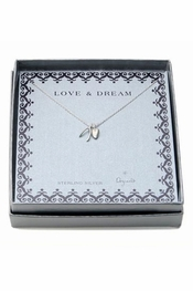Dogeared Jewelry Love & Dream Necklace