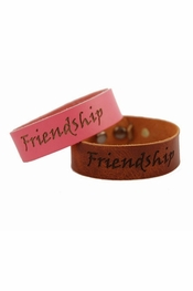 Dillon Rogers Friendship Leather Bracelets
