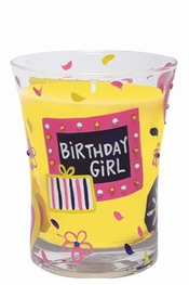 Lolita Birthday Girl Filled Candle