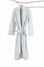 Barefoot Dreams BambooChic Blue Robe