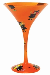 Lolita Witches Party Martini Glass