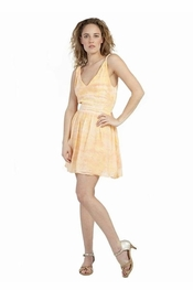 Gypsy 05 Fay Sherbert Silk Mini Dress