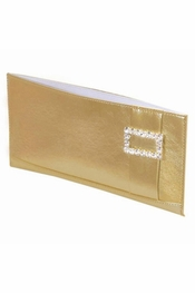 Surly Girl Starlet Gold Clutch
