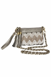 Big Buddha Luna Smoke Mini Cross Body Bag