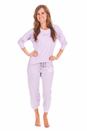 PJ Salvage Wisteria Lounge Outfit